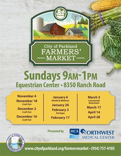 The Parkland Farmers' Market