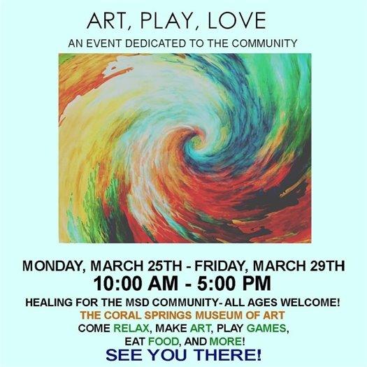 Art. Play. Love