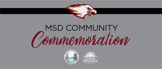 MSD Commemoration