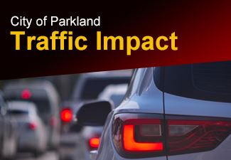 Traffic Impact in the City of Parkland