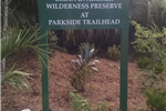 Brian D. Archer Wilderness Preserve at Parkside Trailhead
